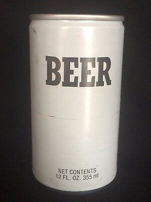 Generic Beer Can Collectible 1980's