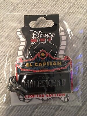 DSSH Maleficent Marquee LE 500 Pin