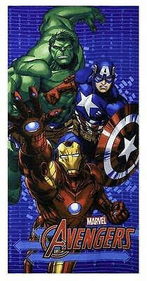 Marvel Avengers Design Children's Fast Dry Towel