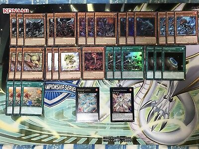 Yugioh Tournament Winning True King Dinosaur Power Deck