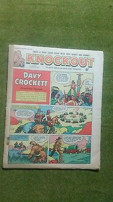 Comic. Knockout # 943. 23 March 1957.