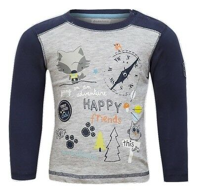 Baby Boys Long Sleeve Top / T Shirt - Ages - 12/18 Months - 18/24 Months
