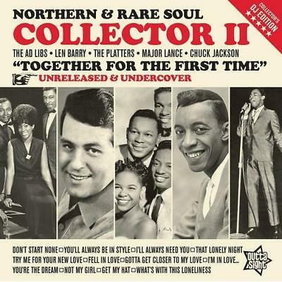 Northern & Rare Soul Collector Volume 2  New & Sealed Lp Vinyl (Outta Sight)