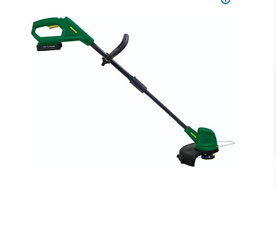 Weed Eater WE20VT 20-Volt Lithium-Ion Rechargeable Battery Powered String Trimme