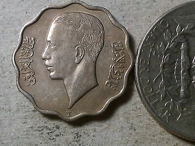 Iraq 4 fils 1938 King Ghazi