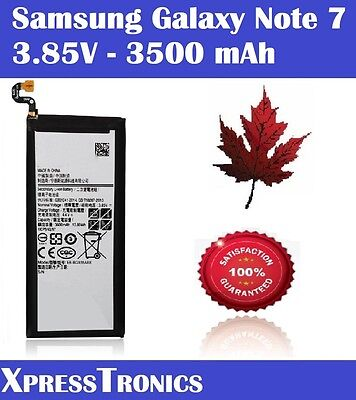 Brand New Samsung Galaxy Note 7 EB-BN930ABE Replacement Battery