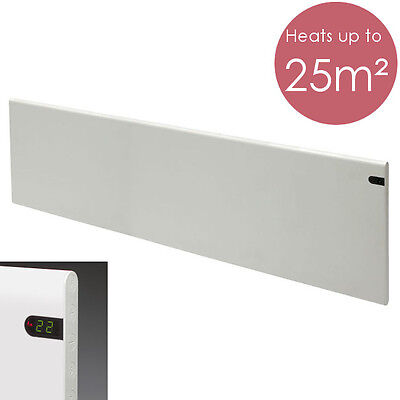Adax Neo 2000W Wall Mounted Electric Panel Heater Convector Radiator Large Space