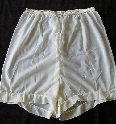 "rare item: 1944 Dupont nylon test garment women's panties  32"" waist, unused"