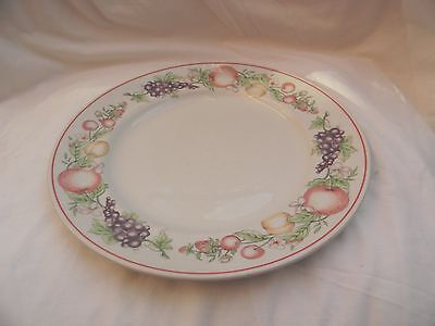 """Boots ' Orchard ' 10"""" Dinner Plate"""