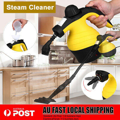 1050W Portable Handheld Handy Steam Cleaner Mop Floor Steamer Washer Pressure