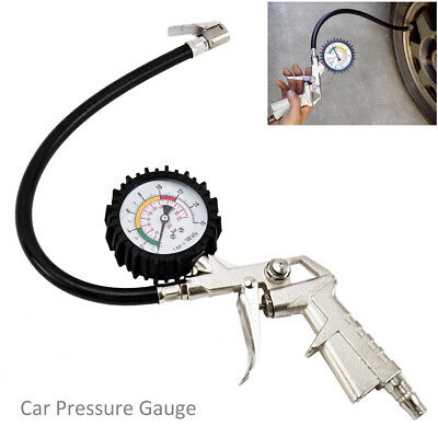 Petrol Engine Compression Tester Kit Set For Automotives and Motorcycles