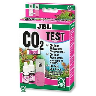 JBL C02 Direct Test-Set / Kohlendioxid-Test, UVP 12,99 EUR, NEU