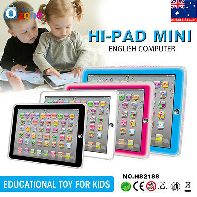 Baby Tablet Educational Toys Girls Toy For 1-3 Year Olds Toddler Learning Unisex