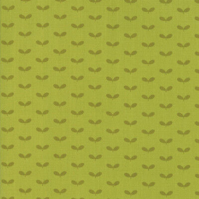 Per 1//4 Metre Moda Fabric Lucky Day ant Farm Cream