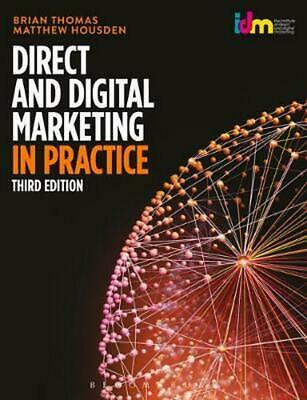 Direct and Digital Marketing in Practice by Brian Thomas Paperback Book Free Shi