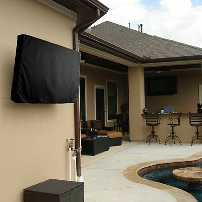 TV Cover Protector 40-42 Inch Weatherproof Waterproof Television Cover Outdoor