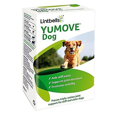 Lintbells YuMOVE Dogs Joint Support Supplement for - 60 Tablets FAST DELIVERY **