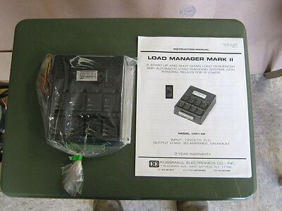 Kussmaul Electronics Load Manager Mark II model 091-60