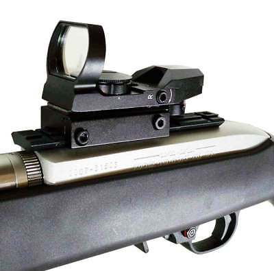 aluminum 12 Gauge Shotshell Carrier Shell Holder, connects to Picatinny Rails.