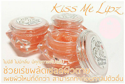NEW!!2x PCS. WHITENING LIP BALM BY M.CHUE RADIANT AND WHITENING MOUTH SKIN 7 g.