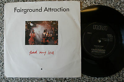 fairground attraction find my love lyrics See the lyrics and sing karaoke to find my love by fairground attraction find your favorite song lyrics with smule now cats are crying, gates are slammin' the wind is howling &#39round the.