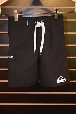$34 Boy's Quiksilver Boardshorts Everyday Beach Swim Surf Trunks Summer Size 6