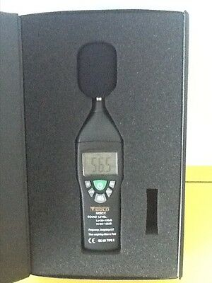 Precision Gold N05CC Sound Level Meter