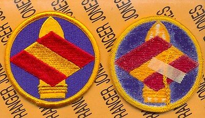 US Army 142nd FA Field Artillery FIRES Brigade dress uniform patch