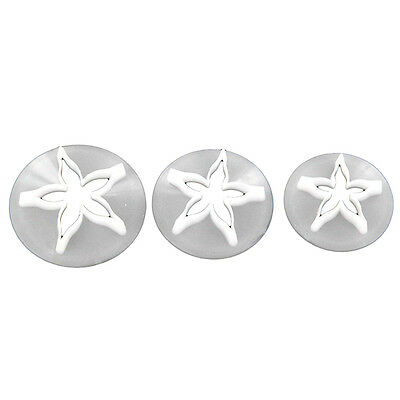 Rose Calyx Cutter Set of 3 by FMM