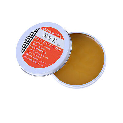 1Pcs 50g Rosin Soldering Flux Paste Solder High Intensity Welding Grease FO