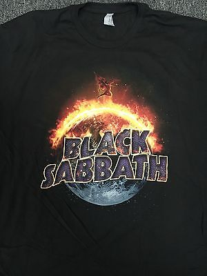 BLACK SABBATH The End Tour 2016 Shirt
