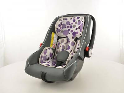 Child Car Seat Baby black/white/purple 4-12 years old / 15-36kg EC Approved ✔️