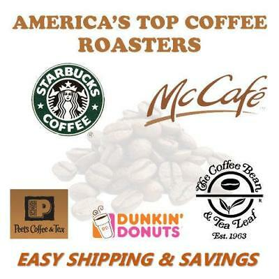 Americas Coffee Roasters Starbucks, Dunkin Donuts, More!! Free World Shipping!
