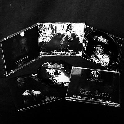 NUIT NOIRE - Depths of Night: Collection of the Early Demo Tapes Double-CD,neu