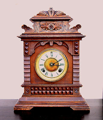 Beautiful Antique Ansonia 1892 mantle clock