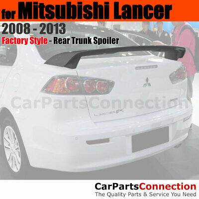Painted VRS Type Rear Roof Spoiler Wing For Mitsubishi LANCER 9th Sedan 2008-13
