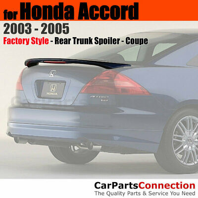 For Honda Accord 4Dr 06-07 Trunk Rear Spoiler Painted GRAPHITE PEARL NH658P