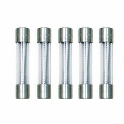 AEMC 2970.12 Fuse Set for 3-Point Ground Resistance Testers, 0.1A Pack of 5