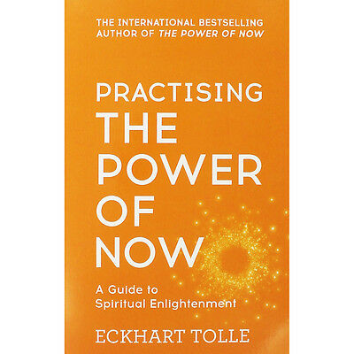 Practising The Power Of Now by Eckhart Tolle (Paperback), Non Fiction Books, New