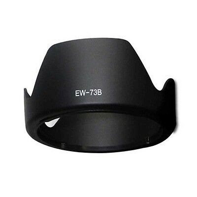 Generic EW-73B Lens Hood For  Canon 77D 80D EF-S 17-85mm IS USM 18-135mm IS STM