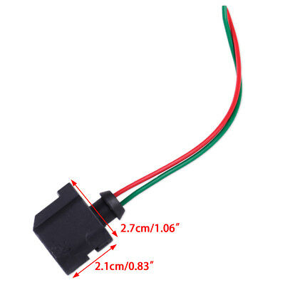 ABS Sensor Wiring Pigtail Plug Connector Fit For VW Passat Golf Jetta Audi A3
