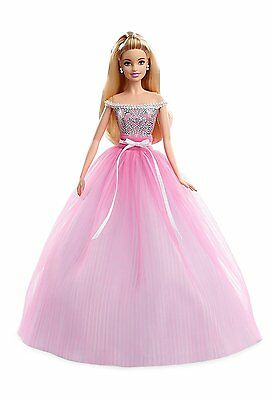 NEW Barbie 2017 Birthday Wishes Edition Doll