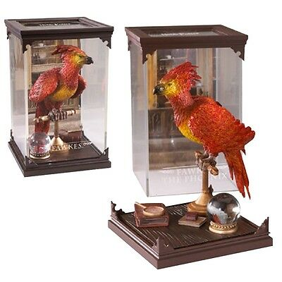 Harry Potter Magical Creatures Fawkes The Phoenix No 8 From The Noble Collection