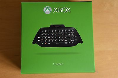 Microsoft Xbox One Chatpad - Genuine Official Product - Boxed