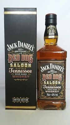 Jack Daniels  Red Dog Saloon Limited Edition  Jack Daniel's