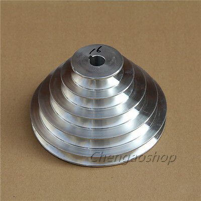 Size 14mm to 28mm Bore A-groove 5 Step Pulley for Motor shaft drive #Q3301 ZX