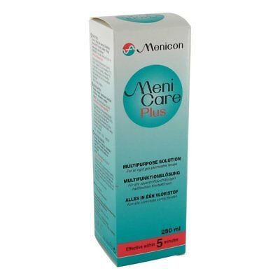 Meni Care Plus Contact Lens Care Product 250 ml
