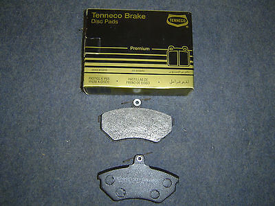 Brake pads Front Audi VW SEAT Tenneco Premium 49910