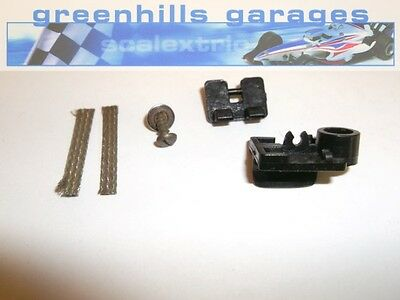 Greenhills Scalextric Type G17 Vintage Guide blade with screw & braids Used P...