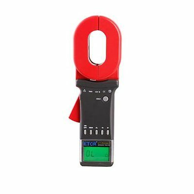 ETCR ETCR2000A+ Clamp On Digital Ground Resistance Meter Tester 0.01-200Ω